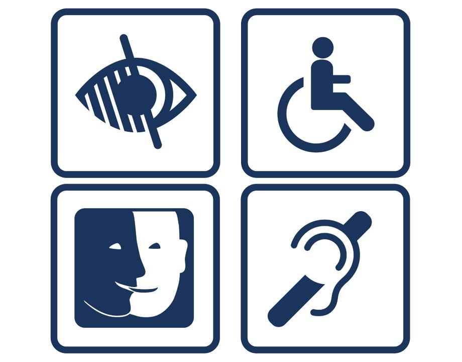Accessibilité des radiologies de Poitiers