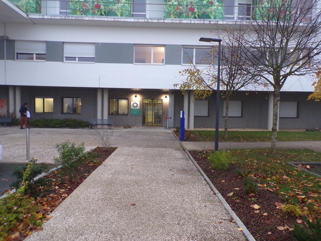 CHU de Poitiers GIE Radio Scanner IRM