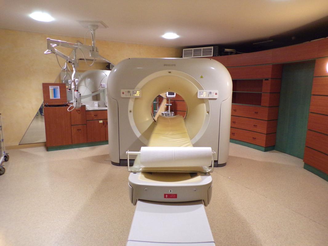 Scanner IRM Poitiers Poitou Charentes
